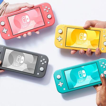 Nintendo switch lite game