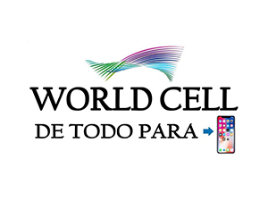 World cell logo