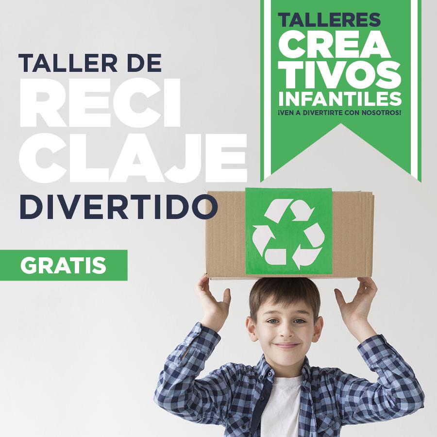 Gran sur_talleres reciclaje_destacado noticia